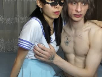 [16-01-21] japanese_russian_couple record private sex video from Chaturbate.com