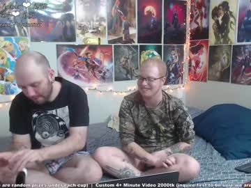 [24-10-20] daleandvix record video with toys from Chaturbate.com