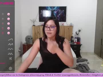 [06-01-21] sarayjonhsom public show video from Chaturbate