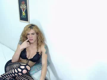 [18-01-20] blondesexygirltrans blowjob video from Chaturbate