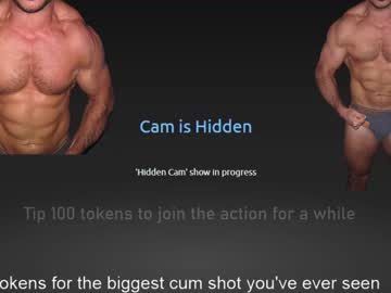 [18-01-20] uncutmuscle show with cum from Chaturbate