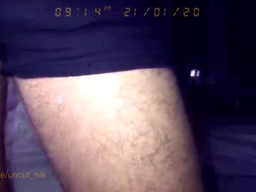 [21-01-20] uncut_nik chaturbate private webcam