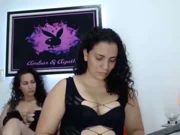 [09-04-21] ambar_and_agatha record private sex video from Chaturbate