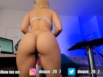 [29-05-20] andrea_duque97 record private sex video