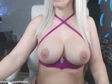 [18-01-21] amysuperheroes record public webcam