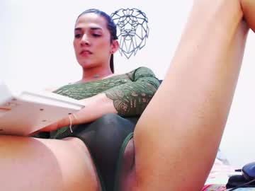 [31-10-20] rubby_tss video with dildo from Chaturbate