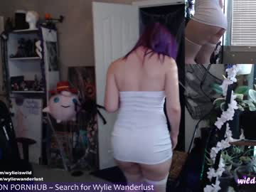 [20-10-20] wildwylie private show video from Chaturbate.com