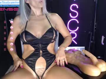 [31-07-20] steadycumriver show with cum from Chaturbate